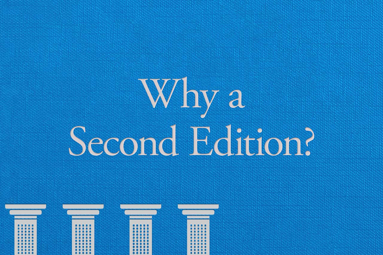 Systematic Theology: Why a Second Edition?