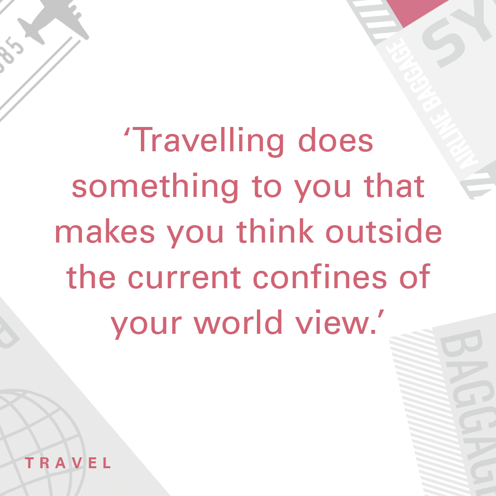 Making the most of your travels