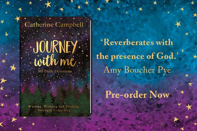 Journey With me by Catherine Campbell
