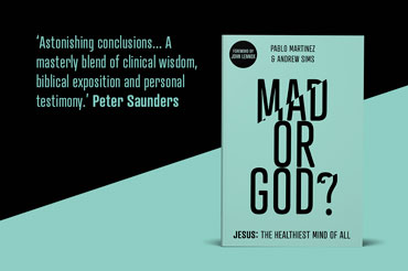 Mad or God by Pablo Martinez and Andrew Sims