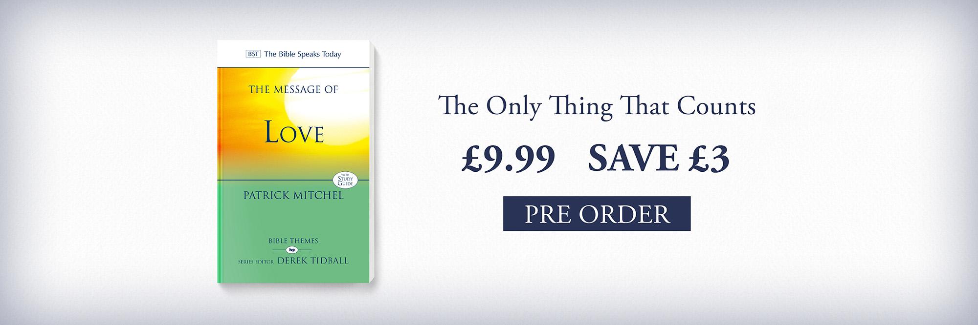 Inter-Varsity Press (IVP) one of the UKs leading Evangelical