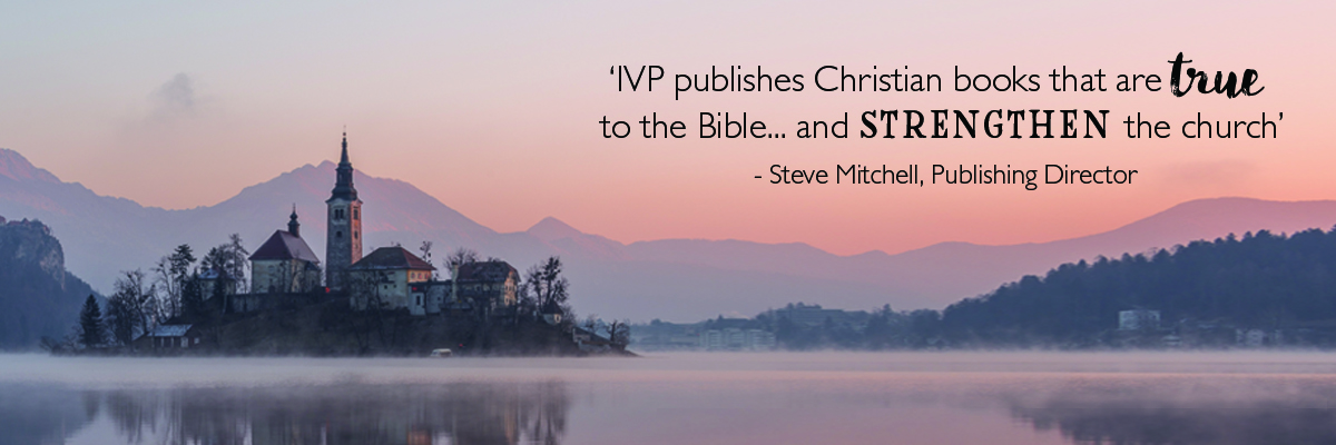 IVP mission and vision quote banner