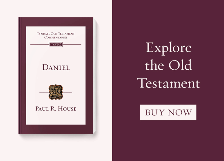 Daniel Tyndale Old Testament Commentaries