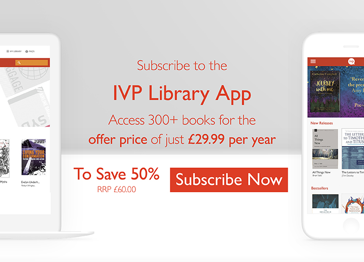 IVP Library App