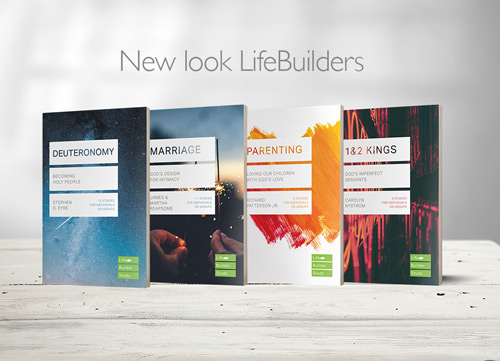 LifeBuilder Bible Study Guides