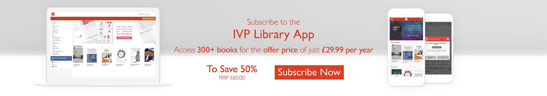 IVP Library App