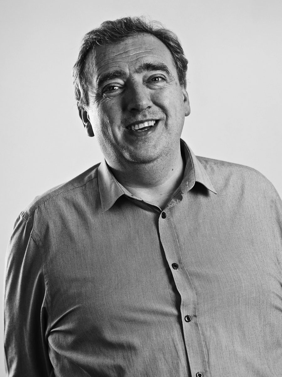 Alan Mordue, Sales Director